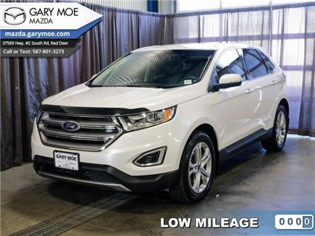 2018 Ford Edge Titanium (Stk: MP10004) in Red Deer - Image 1 of 23