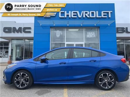 2019 Chevrolet Cruze LT (Stk: PS21-037) in Parry Sound - Image 1 of 20