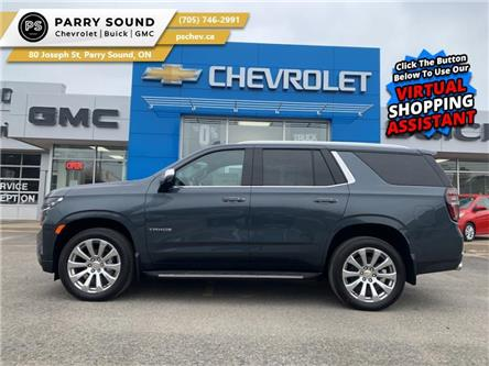 2021 Chevrolet Tahoe Premier (Stk: 21-139) in Parry Sound - Image 1 of 23