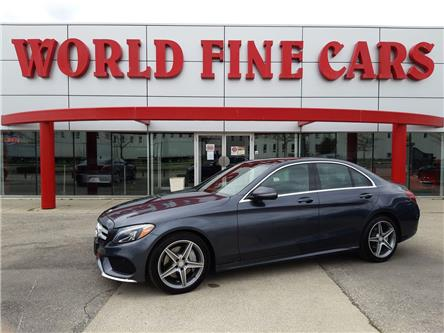 2016 Mercedes-Benz C-Class Base (Stk: 17749) in Toronto - Image 1 of 21