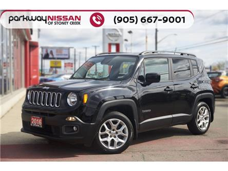 2016 Jeep Renegade North (Stk: N1809) in Hamilton - Image 1 of 21