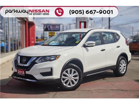 2018 Nissan Rogue  (Stk: N1814) in Hamilton - Image 1 of 21