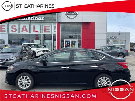 2016 Nissan Sentra 1.8 SV (Stk: P2917) in St. Catharines - Image 1 of 2