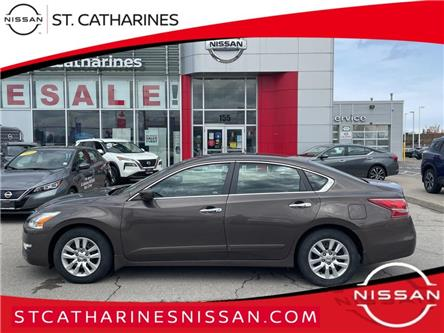 2013 Nissan Altima 2.5 (Stk: KI20111A) in St. Catharines - Image 1 of 2