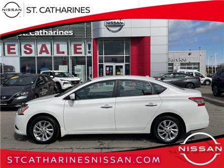 2015 Nissan Sentra 1.8 SV (Stk: KI21021A) in St. Catharines - Image 1 of 21