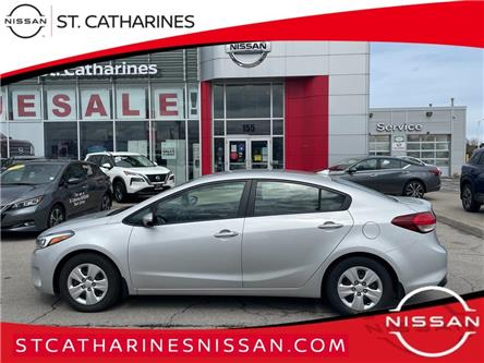 2018 Kia Forte LX (Stk: KI21019A) in St. Catharines - Image 1 of 2