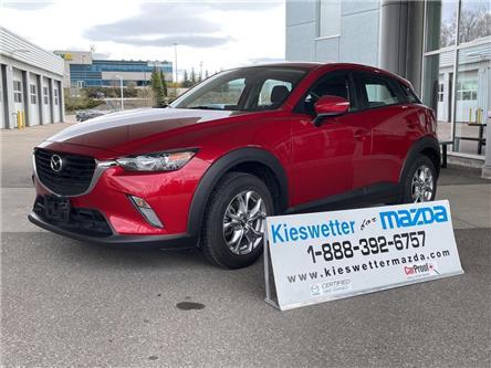 2017 Mazda CX-3 GS (Stk: 37393A) in Kitchener - Image 1 of 28