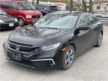 2019 Honda Civic LX (Stk: P3488) in Toronto - Image 1 of 8