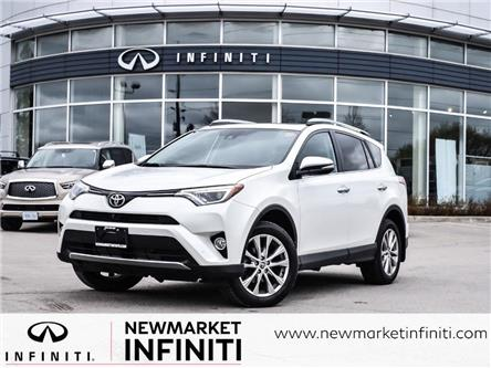 2017 Toyota RAV4 Limited (Stk: UI1510) in Newmarket - Image 1 of 26