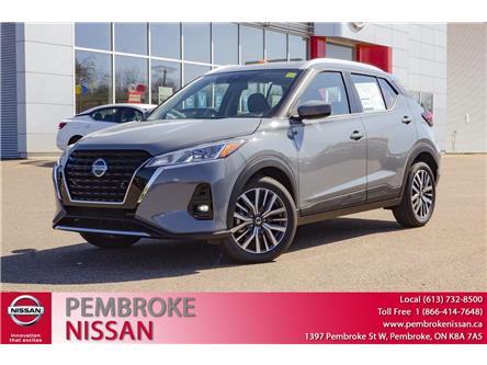 2021 Nissan Kicks SV (Stk: 21098) in Pembroke - Image 1 of 31