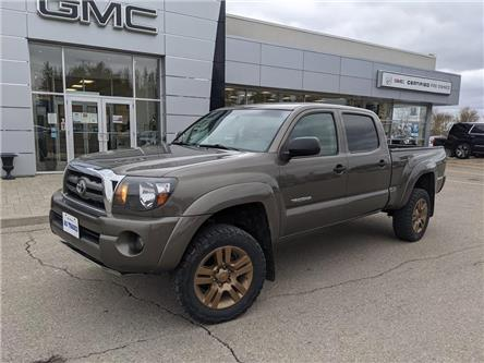 2009 Toyota Tacoma CREW, LONG BOX, 4X4, V6, CLEAN CARFAX, CERTIFIED! (Stk: B10325A) in Orangeville - Image 1 of 19