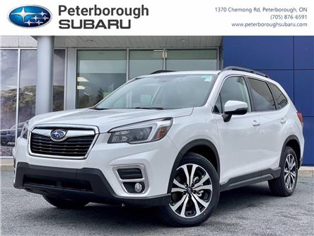 2021 Subaru Forester Limited (Stk: S4532) in Peterborough - Image 1 of 30