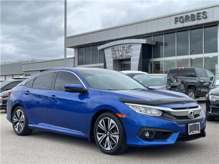 2016 Honda Civic EX-T (Stk: 112227) in Waterloo - Image 1 of 25