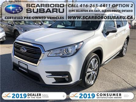 2019 Subaru Ascent Limited (Stk: K3409425) in Scarborough - Image 1 of 23