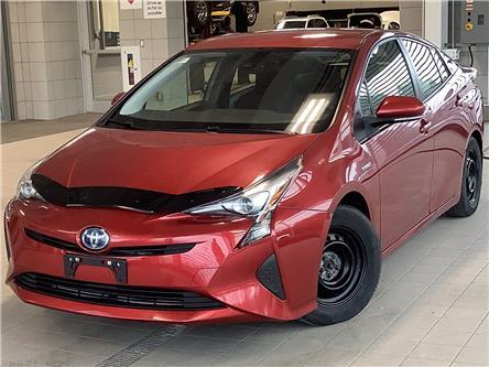 2017 Toyota Prius Base (Stk: P19370) in Kingston - Image 1 of 10
