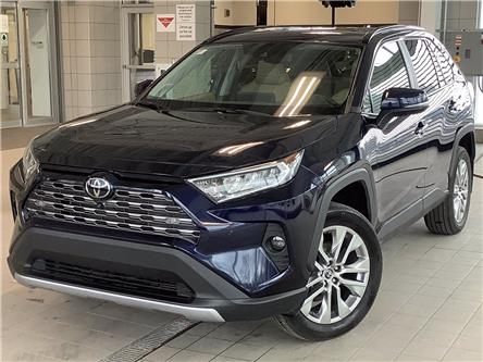 2020 Toyota RAV4 Limited (Stk: P19367) in Kingston - Image 1 of 12
