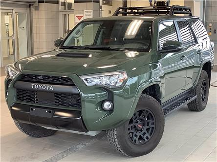 2020 Toyota 4Runner Base (Stk: P19400) in Kingston - Image 1 of 30