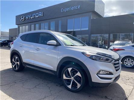 2016 Hyundai Tucson Premium 1.6 (Stk: N1201A) in Charlottetown - Image 1 of 12