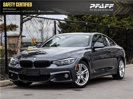 2020 BMW 430i xDrive (Stk: U14183) in Markham - Image 1 of 30