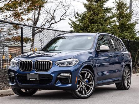 2018 BMW X3 M40i (Stk: U14184) in Markham - Image 1 of 30