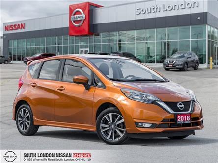 2018 Nissan Versa Note 1.6 SR (Stk: 14572) in London - Image 1 of 19