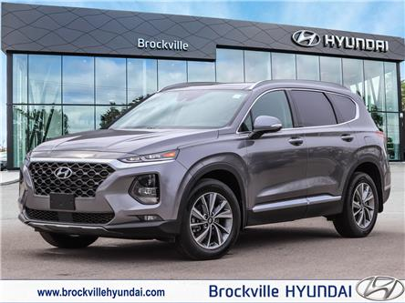 2020 Hyundai Santa Fe Preferred 2.0 w/Sun & Leather Package (Stk: R21239A) in Brockville - Image 1 of 30