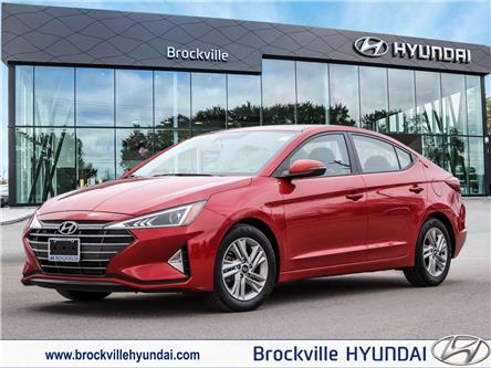 2020 Hyundai Elantra Preferred (Stk: F1040) in Brockville - Image 1 of 26
