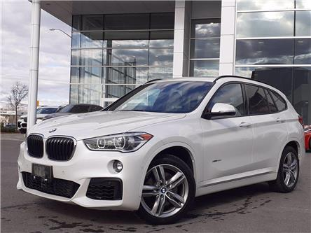 2017 BMW X1 xDrive28i (Stk: P9789) in Gloucester - Image 1 of 14