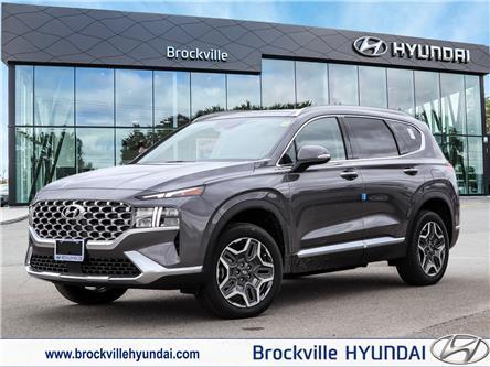 2021 Hyundai Santa Fe HEV Luxury (Stk: R21252) in Brockville - Image 1 of 28