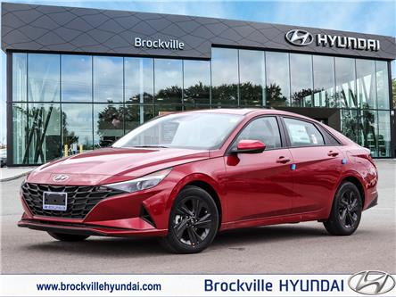 2021 Hyundai Elantra Preferred w/Sun & Tech Pkg (Stk: R21256) in Brockville - Image 1 of 24