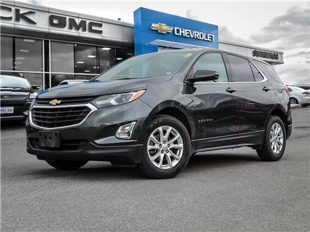 2018 Chevrolet Equinox LT (Stk: 21075A) in Ottawa - Image 1 of 28