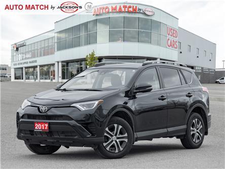 2017 Toyota RAV4 LE (Stk: U0546) in Barrie - Image 1 of 19