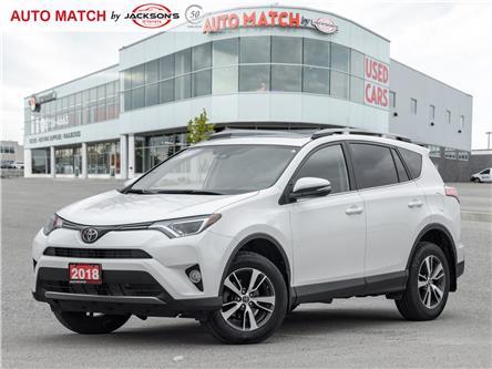 2018 Toyota RAV4 XLE (Stk: U9953) in Barrie - Image 1 of 21