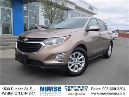 2018 Chevrolet Equinox LT (Stk: 21T037A) in Whitby - Image 1 of 28