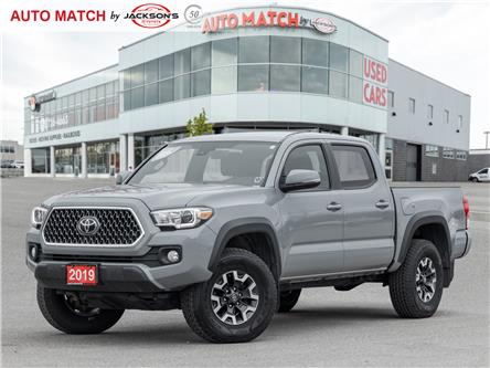 2019 Toyota Tacoma TRD Off Road (Stk: U4696) in Barrie - Image 1 of 21