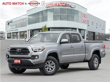 2018 Toyota Tacoma SR5 (Stk: U4722) in Barrie - Image 1 of 20