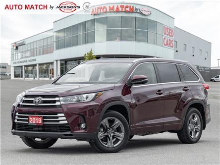 2019 Toyota Highlander Limited (Stk: U5107) in Barrie - Image 1 of 26