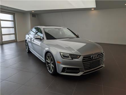 2017 Audi A4 2.0T Progressiv (Stk: B10120) in Oakville - Image 1 of 19