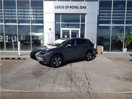 2018 Lexus NX 300 Base (Stk: L21129A) in Calgary - Image 1 of 21