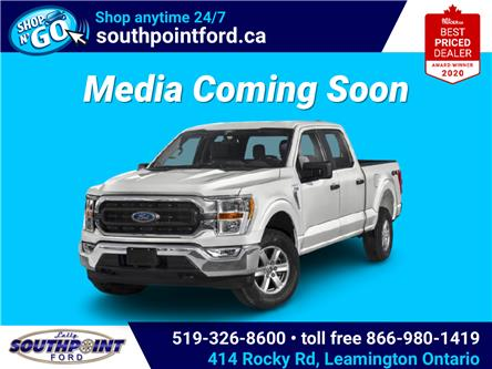 2021 Ford F-150 XLT (Stk: SFF6972) in Leamington - Image 1 of 10