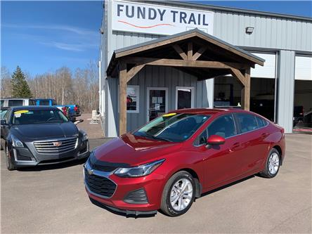 2019 Chevrolet Cruze LT (Stk: 21199a) in Sussex - Image 1 of 10