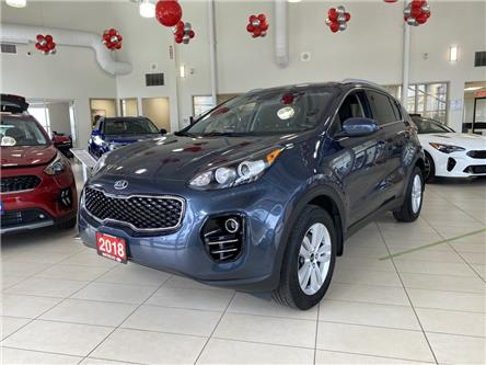 2018 Kia Sportage LX (Stk: D21242A) in Waterloo - Image 1 of 22