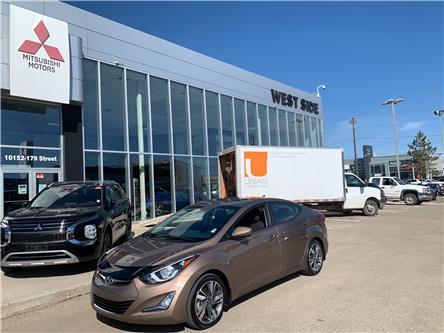 2015 Hyundai Elantra GLS (Stk: BM4069A) in Edmonton - Image 1 of 24