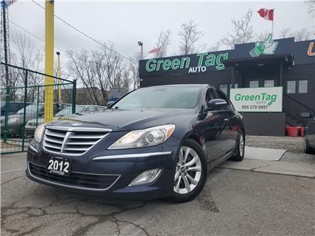 2012 Hyundai Genesis 3.8 (Stk: 5579) in Mississauga - Image 1 of 29