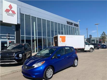 2014 Nissan Versa Note 1.6 SV (Stk: E22010B) in Edmonton - Image 1 of 25