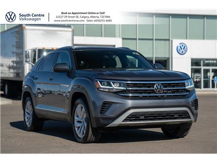 2020 Volkswagen Atlas Cross Sport 3.6 FSI Execline (Stk: 00109) in Calgary - Image 1 of 47