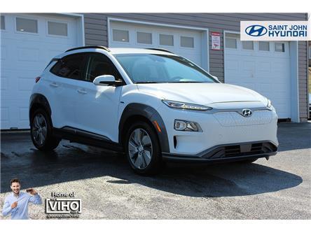 2019 Hyundai Kona EV Preferred (Stk: U3035) in Saint John - Image 1 of 21
