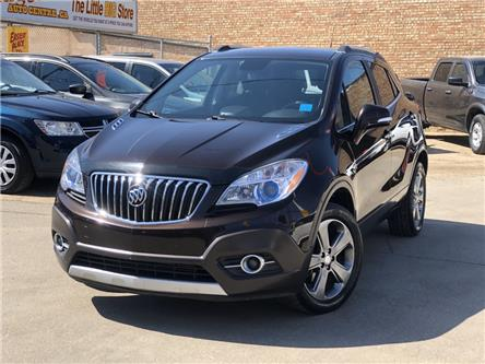 2014 Buick Encore Leather (Stk: BP1262) in Saskatoon - Image 1 of 18