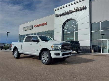 2021 RAM 2500 Laramie (Stk: AM077) in Olds - Image 1 of 29
