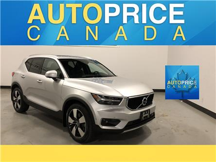 2019 Volvo XC40 T5 Momentum (Stk: W3011) in Mississauga - Image 1 of 28